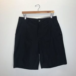 "LULULEMON Black Shorts 11"" Inseam 36"